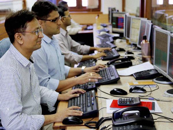 Sensex Nifty Open Flat Tata Steel Surges On Robust Earning
