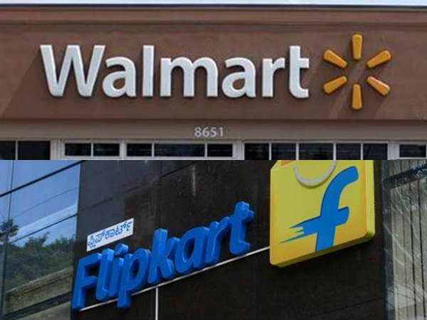 Walmart Seeks CCI's Approval For Flipkart Acquisition