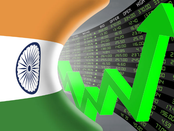 Sensex, Nifty End at New Record Highs