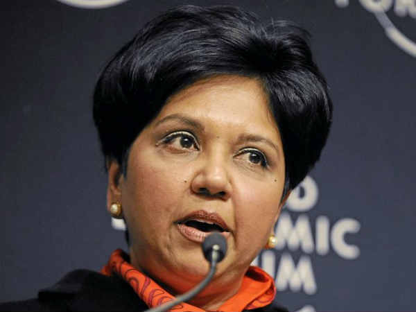 Indra Nooyi to Step Down as PepsiCo's CEO After 12 Years
