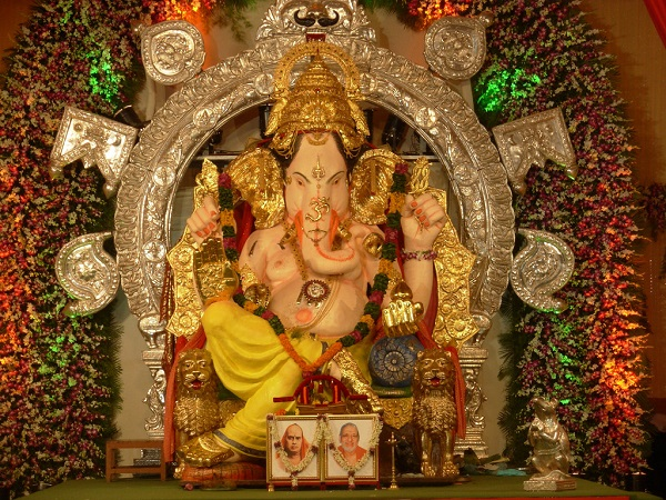 Committee Gets Insurance Cover Worth Rs 265 Crore for a Ganesh Idol in Mumbai