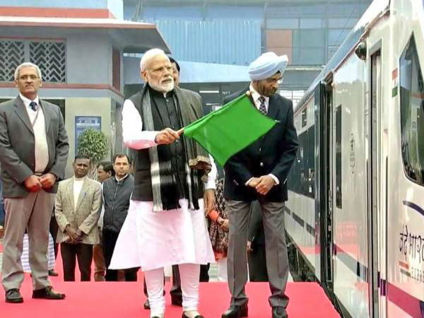 Vande Bharat Express: PM Modi Inaugurates India's Fastest Train