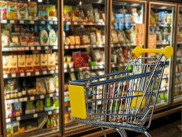 2. Grocery Store with Delivery Service