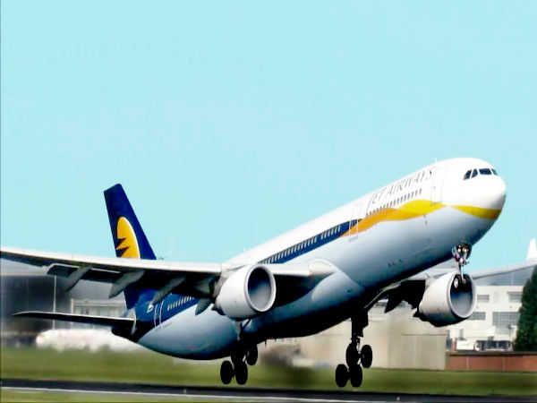 Jet Airways Suspends Operations With Immediate Effect Temporarily