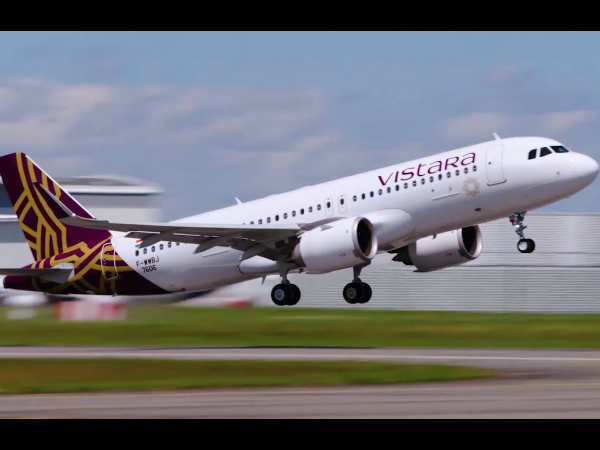 Vistara To Launch International Flights Using Ex-Jet Airways Aircraft