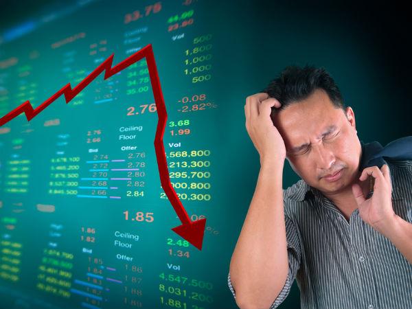 Sensex Slumps 500 Points On Rising Oil Prices It Stocks Gai