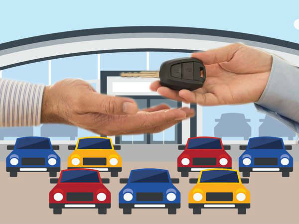 History of renting or leasing a vehicle in India:
