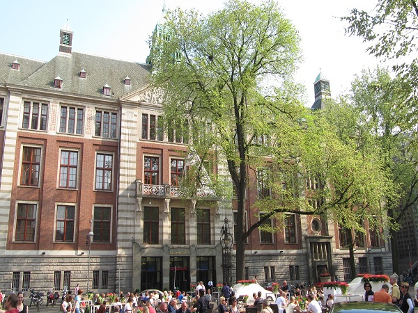 1. Amsterdam Stock Exchange (1602)