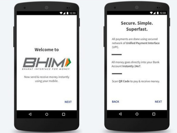 How To Use Bhim Upi For Fund Transfer Or Payments Without In