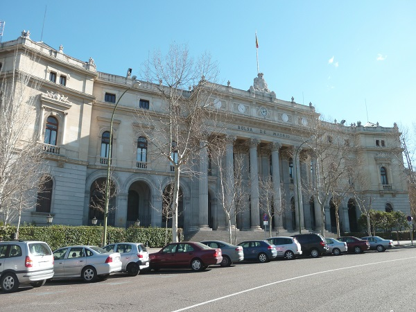 8. Madrid Stock Exchange (1831)