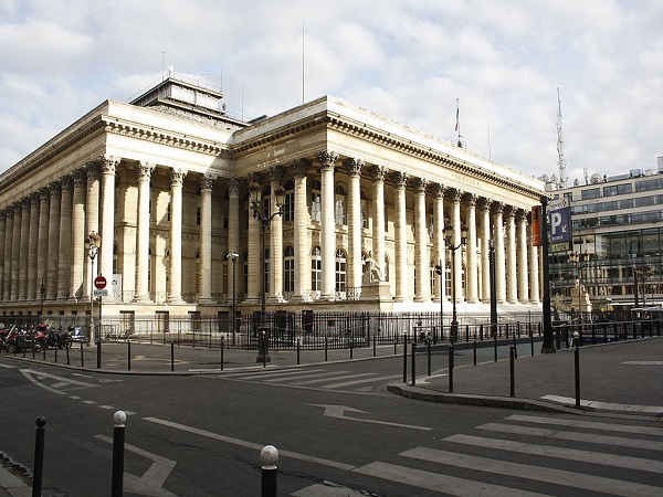 2. Paris Bourse (1724)