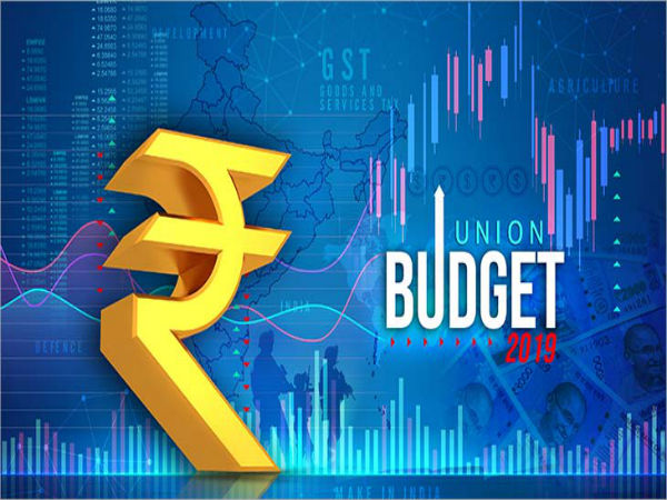 Sensex Sinks Post Union Budget Closes 394 Points Lower
