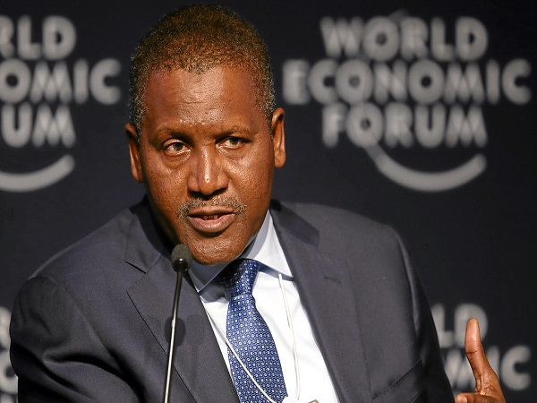 Africa's Richest Man Once Withdrew $10M Just To Look At It