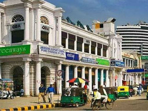 New Delhi S Connaught Place Amongst World S Top 10 Expensive