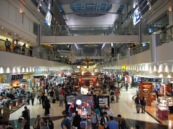 Dubai Duty Free Shops To Accept Indian Rupee