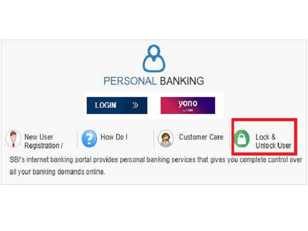 How To Temporarily Lock Access To SBI Net Banking?