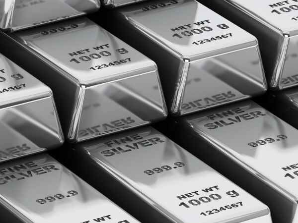 Silver On MCX Trades Over Rs. 50,000 Per Kg