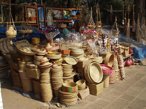 2. Handicrafts