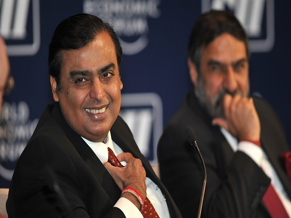Reliance Industries Shares Jump 5% On Morgan Stanley's Overweight Stance