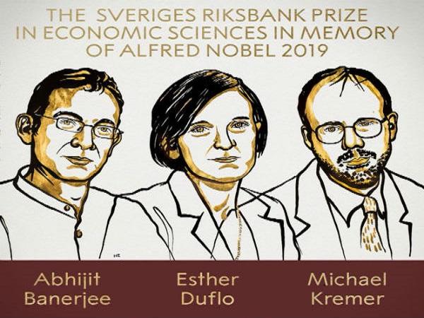 Indian American Abhijit Banerjee With 2 Others Wins Nobel Economics Prize