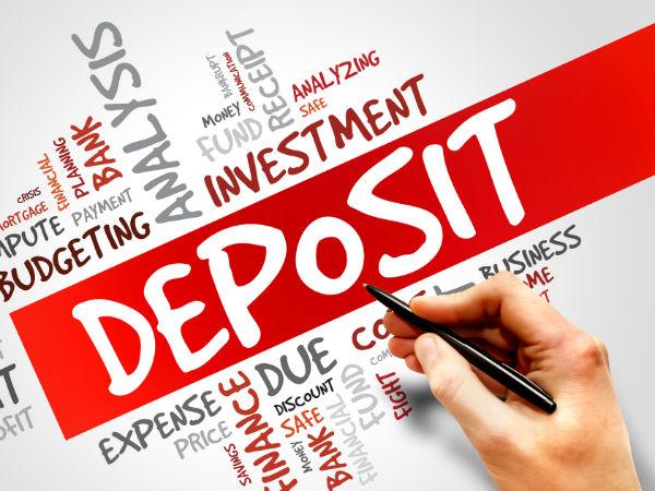 Bank recurring deposits