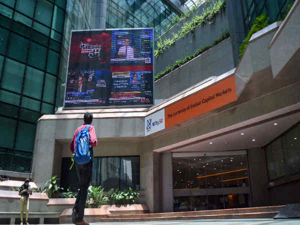 Nifty Falls below 12,000 Points; Sensex Falls Below 41,000 Points