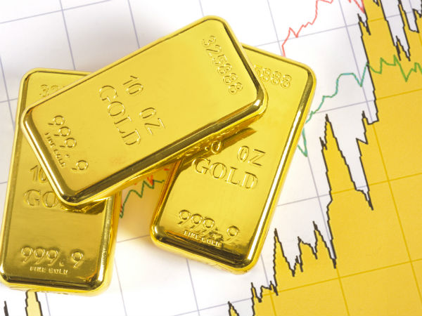 Gold Prices Decline After Global Rates Edge Lower On Profit Booking