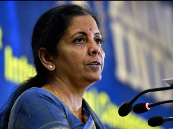 FM Nirmala Sitharaman Announces Rs 1.7 Lakh Crore Package For Poor