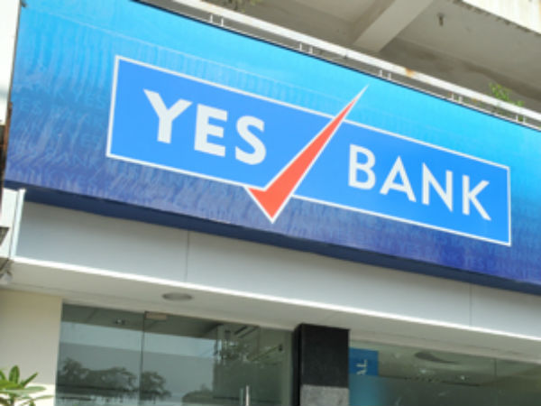 Yes Bank Shares Surge Over 20% On Fund Raising Plans
