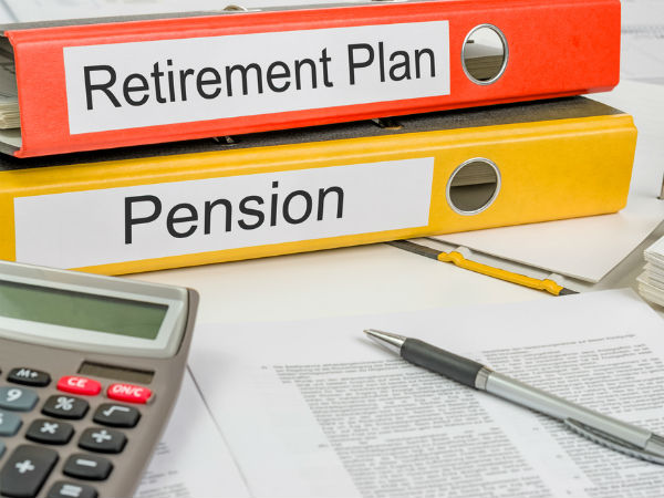 Pension benefits under EPS