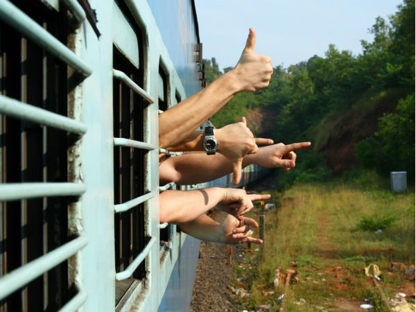 Railways Resume Bookings For Passenger Train From April 15