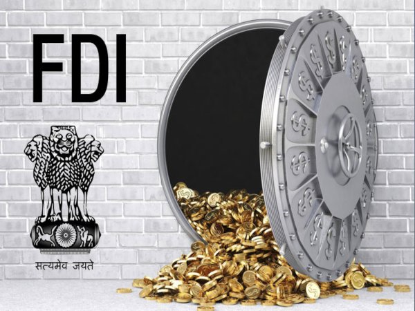 India's FDI In Apr-August Highest Ever For First 5 Months Of A Financial Year