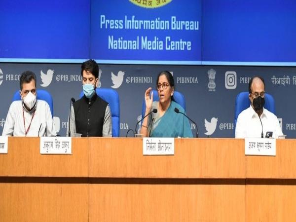 FM Launches Mobile App for Union Budget 2021