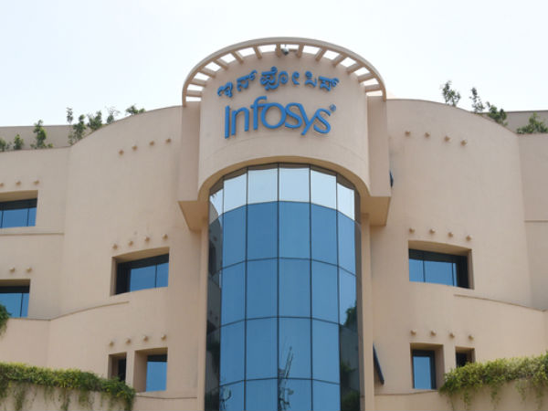 Infosys Gains 8% On Strategic Partnership With Investment Firm Vanguard
