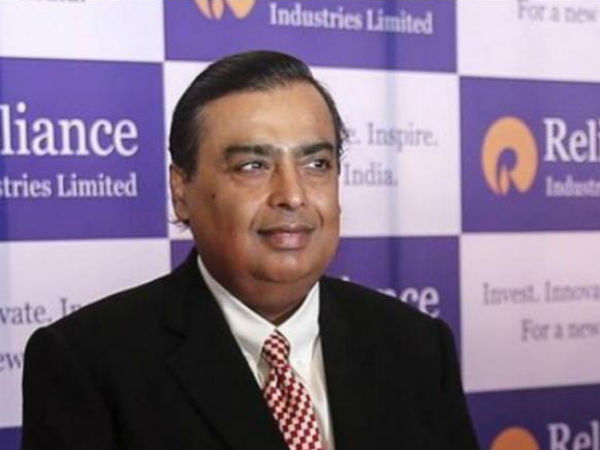 Mukesh Ambani Is Now The World's 4th Richest; Amasses $22 Billion This Year