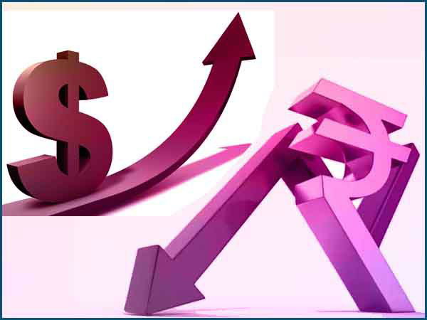 Rupee Opens Tad Lower At 75.56 Per US Dollar