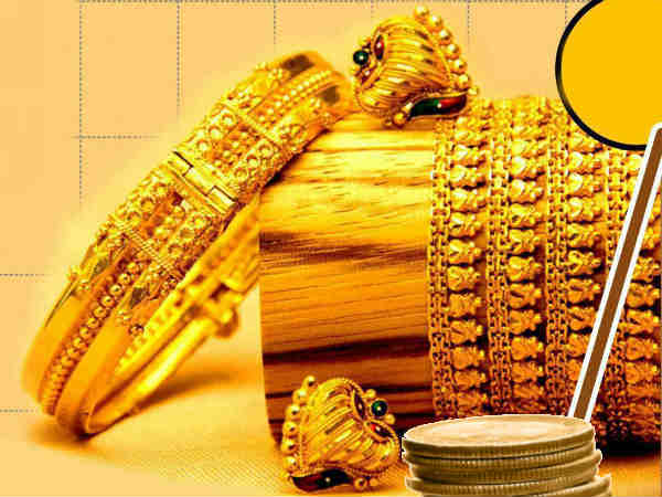 Gold Prices Fall For 4th Straight Day; Silver Drags Too