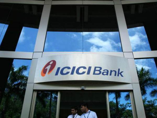 ICICI Bank Surges Close To 2% On Fund Raising Plan