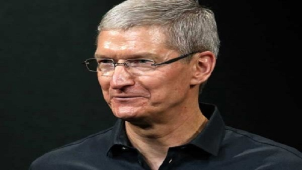 Apple's CEO Tim Cook Becomes Billionaire As Share Price Soars