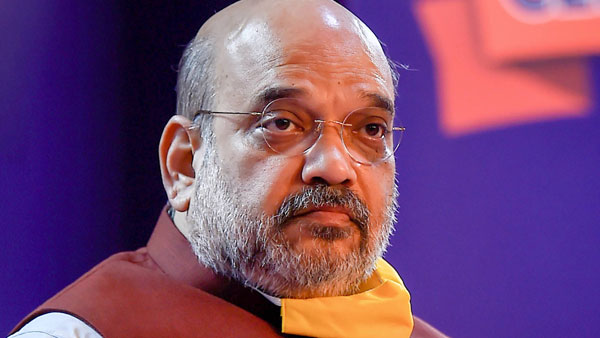 Amit Shah Hopes GDP Turns Positive Next Quarter