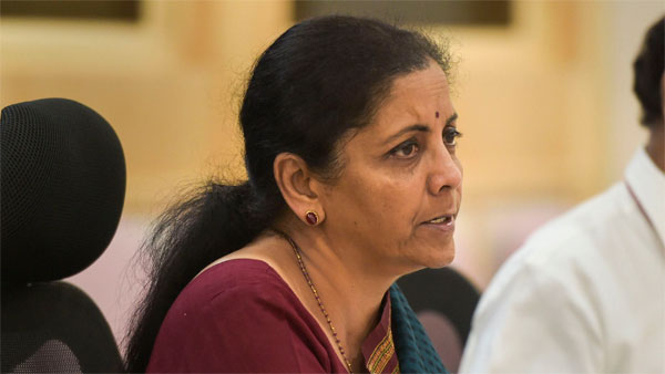 Finance minister Nirmala Sitharaman presents Union Budget 2021