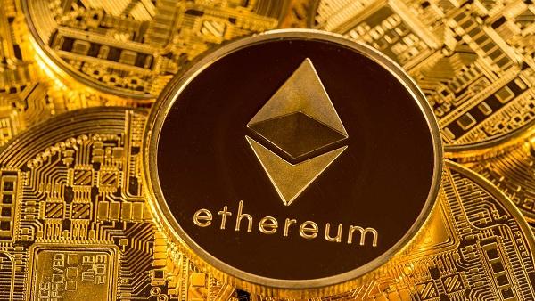 Ethereum- & dollar; 3,458