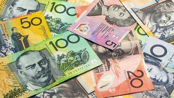 5. Australian Dollar (AUD):