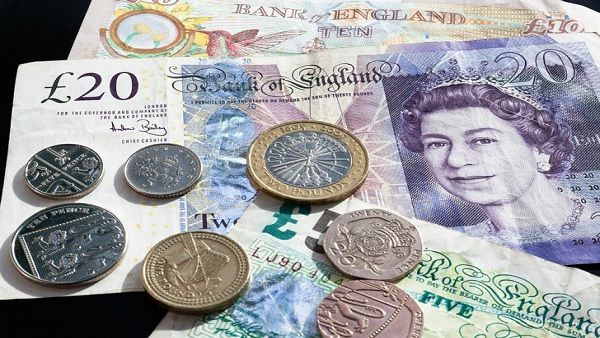 Position 5: British Pound Sterling