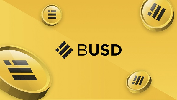 Binance USD (BUSD): $0.9999