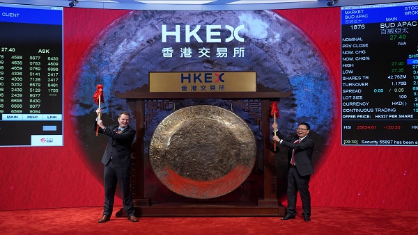 Hong Kong's Stock Exchange Hit By Internet Connectivity Problems