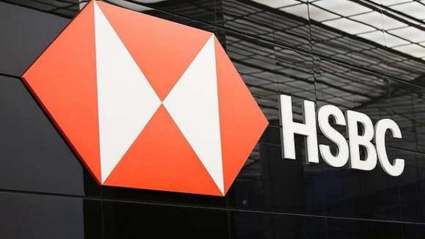 3) HSBC BANK