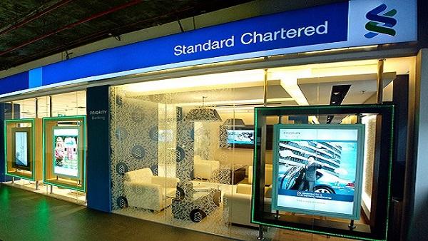 2) Best International Foreign Bank: Standard Chartered Bank
