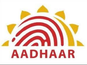 Govt Aadhaar Deliver Benefits Unorganise