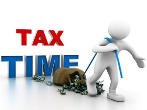 Major Operation Clean Money Drive At Income Tax Department